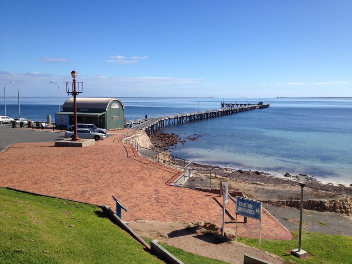 Port Victoria Jetty